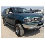 1997 Ford Expedition Automatic
