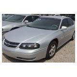 2004 Chevrolet Impala Automatic