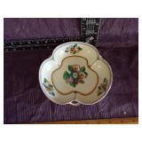 Meito China Handpainted dish