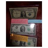 US Currency lot