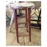 New Wooden stool