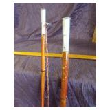 Bambo fishing pole