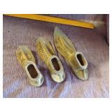 Iron shoe molds-old