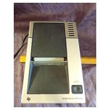 Texas Instruments Solid State Printer
