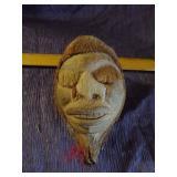 Coconut shell Head
