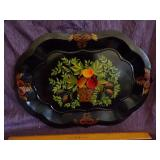 Handpainted Serving tray