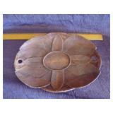 Wooden style platter