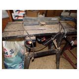 Craftsman Planer on stand-works
