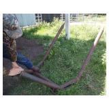 Iron Hay fork