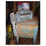 Old Washing machine with ringer