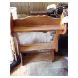 3ft Wooden shelf