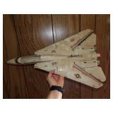 US Military Fighter plane model