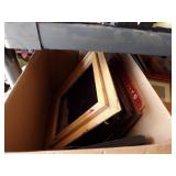 Misc lot of Picture frames