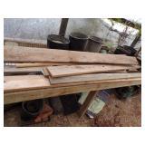 Misc Lumber lot