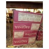 6 Boxes Argentina Clay Tile lot