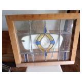 Framed Stainglass