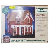 GREEN LEAF CHANTILLY DOLL HOUSE