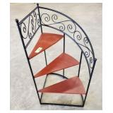 CIRCULAR STAIR PLANT STAND