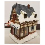 HAWTHORNE VILLAGE HOUSE CHRISTMAS DECOR