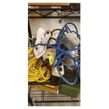 EXTENSION CORDS, LIGHT, MISC POWER STRIPS