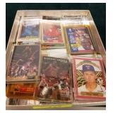 MICHAEL JORDAN, SHAQ, PETE ROSE CARDS