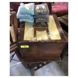 CORNHOLE GAME (ONE BOX),  BAGS