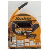DIABLO PVC AIR HOSE 50FT