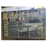 7 CUFT GARDEN UTILITY CART