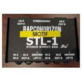 RAPCOHORIZON STL-1 STEREO DIRECT BOX