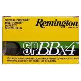 "REMINGTON DUPLEX 12GA 2 3/4"" BBx4 10 RDS"