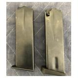 2 BROWNING HI POINT 9mm MAGS