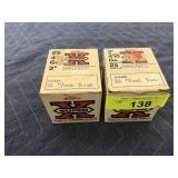 """2 BOXES VINTAGE WINCHESTER 410 3"""" 5 SHOT (50) RDS"""