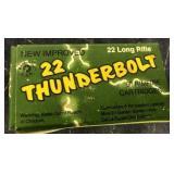 REMINGTON 22LR THUNDERBOLT 50 RDS