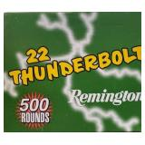 REMINGTON 22 THUNDERBOLT 500 RDS