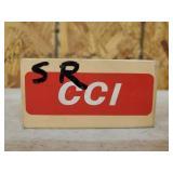 CCi 400 SMALL RIFLE PRIMERS 1000 CT
