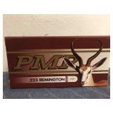PMR .223 REM PMP 20 ROUNDS
