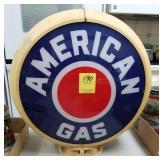 AMERICAN GAS GLOBE