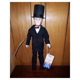 EFFANBEE PRESIDENT SERIES ABE LINCOLN