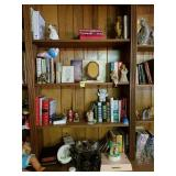 4 SHELF AND CABINET LOT