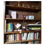 SHELF FRONT CORNER OFFICE BOOKS, DISPLAY STANDS,