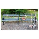 CONTENTS 2 BENCHES, YARD TOOLS