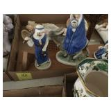 TRAY LOT: 2 ANGELS, WILLOW TREE MOTHER/DAUGHTER