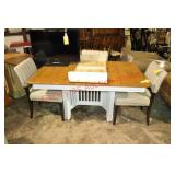 Craftsman Style Dining Table