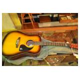 Gibson Epiphone Dreadnought Acoustic Guitar