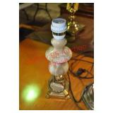 5) Vintage Accent Lamps