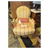 Louis XV Lounge Chair