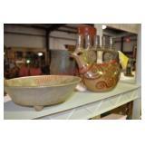 Mezzo American Ethnographic Pottery