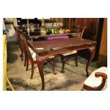 Fancy Chippendale Dining Table