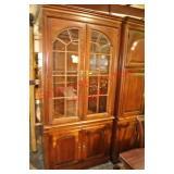 Thomasville Walnut Cabinet