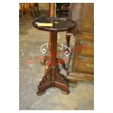 Chippendale Mahogany Fern Stand